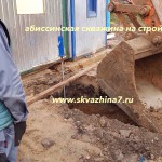 abissinskaya -skvazhina- na- strojke